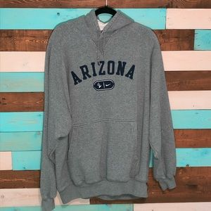 Men's Nike Team Arizona Hoodie Sweatshirt